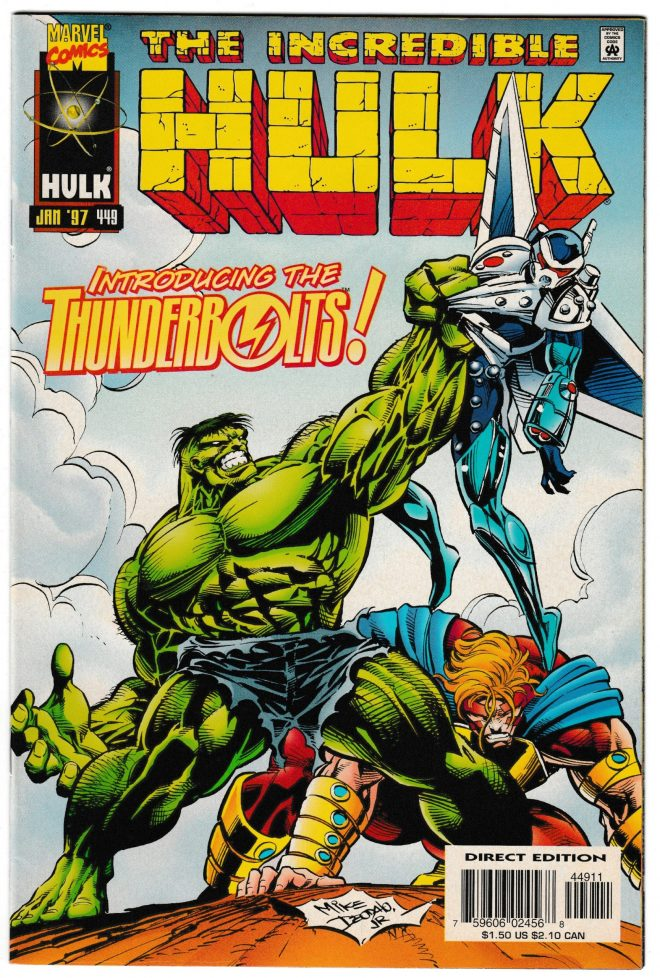 Incredible Hulk 449